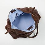 Benedict Weekend Bag // Baldwin Oak