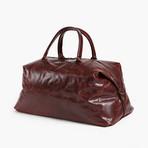 Benedict Weekend Bag // Walnut