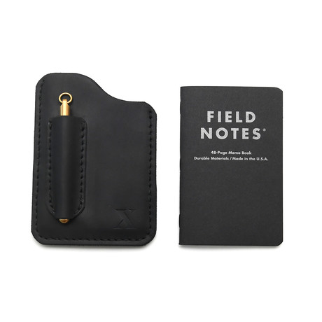 Field Note Cover // Diego