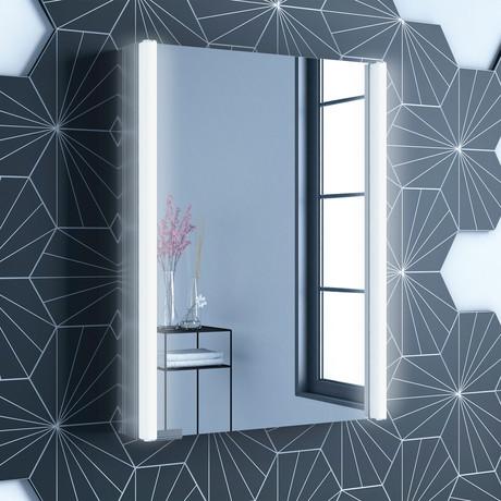 Ella // LED Medicine Cabinet