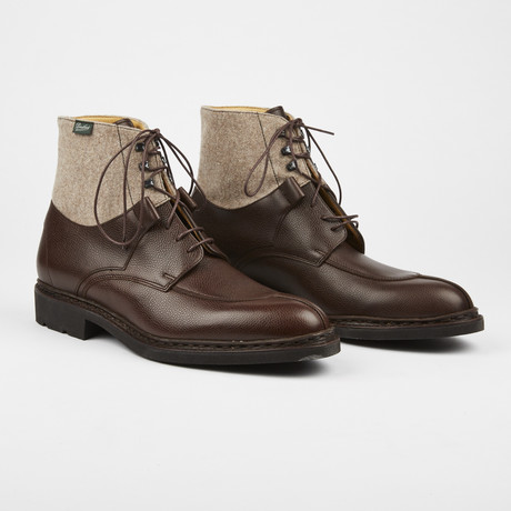 Beaumont Boot // Brown