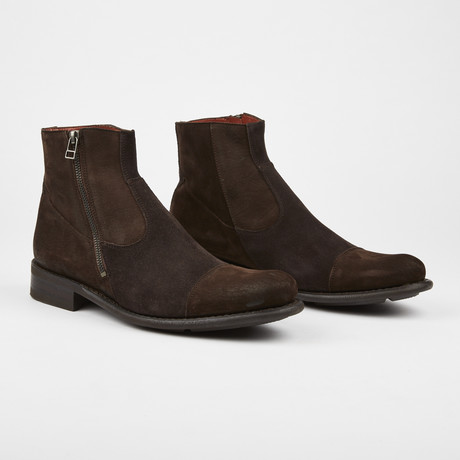Lorain Boot // Brown (US: 7)