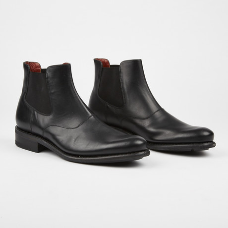 Loven Boot // Black (US: 7)