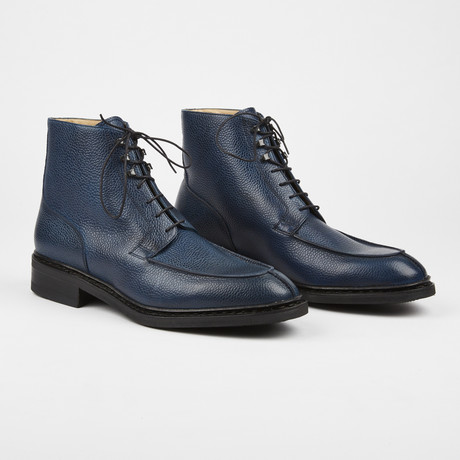Serignon Boot // Blue (US: 7)