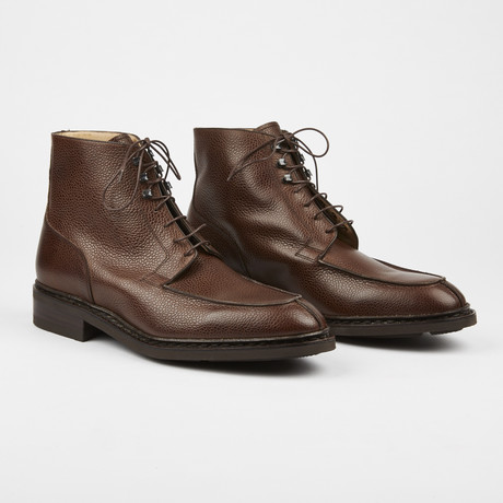 Serignon Boot // Brown (US: 7)