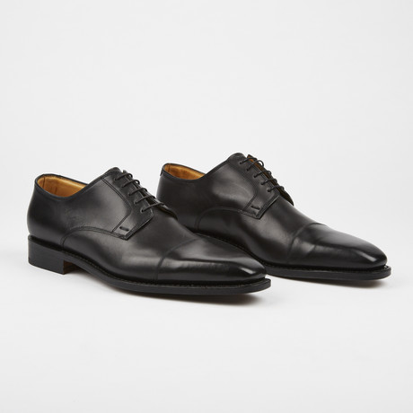 Waterloo Lace-Up // Black (US: 7)