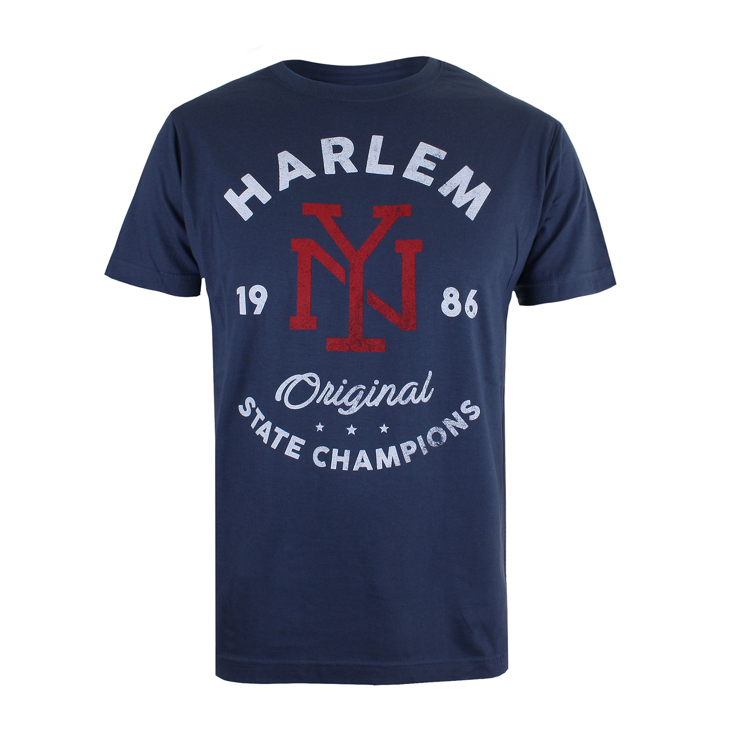 harlem tee denim s varsity clothing touch of modern