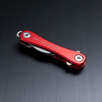 KeySmart Rugged // Red