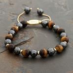 The Hematite Tiger Bracelet