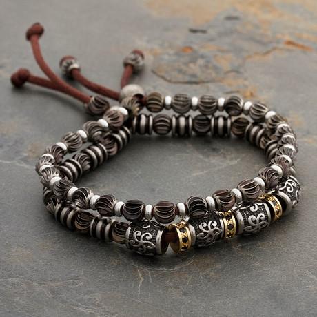 The Fleur-De-lis Bracelets