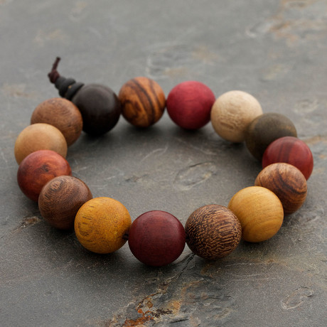 The Everything Wood Bracelet