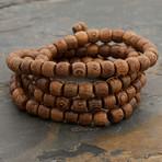 The Pecan Wood Bracelet