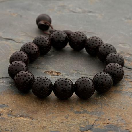 The Pellet Wood Bracelet