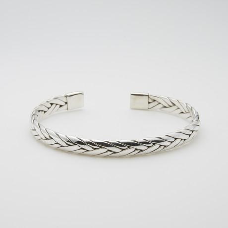 Franco Cuff Bracelet