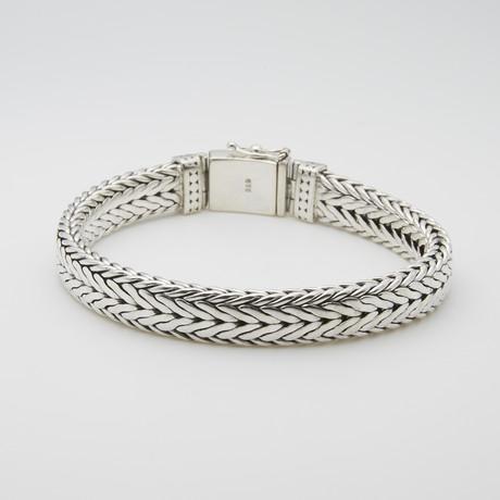 Snake Franco Bracelet