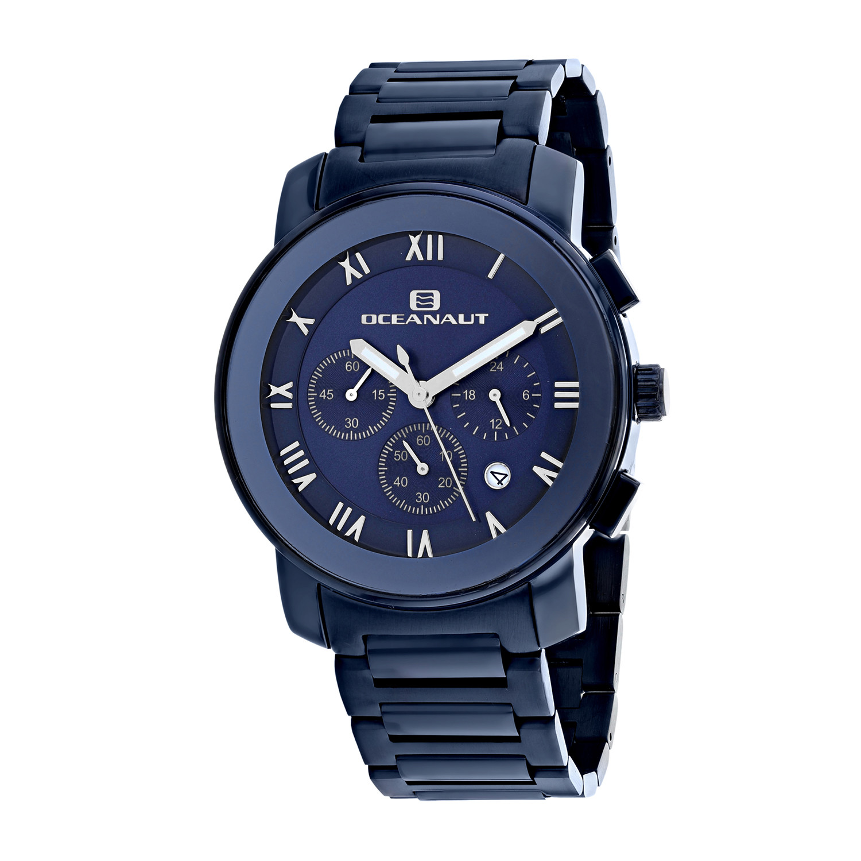 Oceanaut riviera chronograph quartz oc0330 oceanaut touch of modern for Celebrity quartz watch