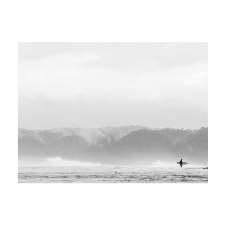 """Morning Paddle (30""""W x 24""""H x 3.8""""D)"""