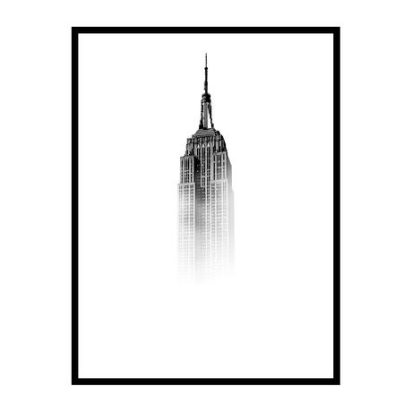 """NYC (24""""W x 3.8""""H x 30""""D)"""