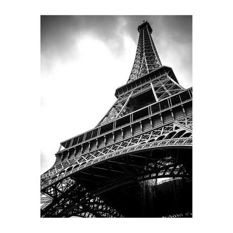 """Parisian Times (24""""W x 3.8""""H x 30""""D)"""