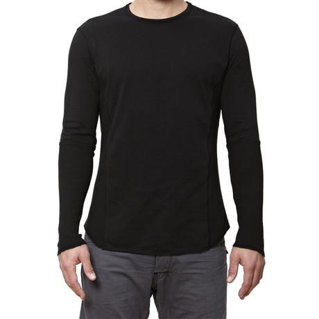 Thermal Panel Long-Sleeve Tee // Black (S)