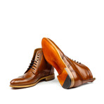 Military Brogue // Cognac (US: 9)