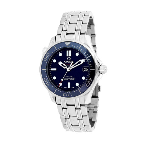 Omega Seamaster Quartz // 212.30.36.20.03.001 // New
