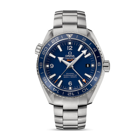 Omega Seamaster Planet Ocean GMT Automatic // 232.90.44.22.03.001