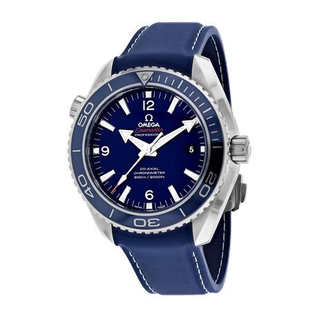 Omega Seamaster Planet Ocean Automatic // 232.92.46.21.03.001