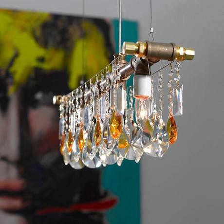 Industrial Collection Lighting Chandelier