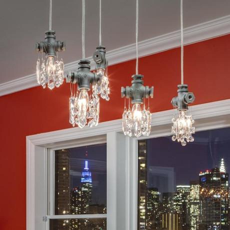 Tribeca Single Bulb Pendant