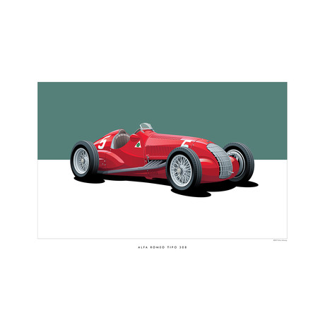 Alfa Romeo Tipo 308