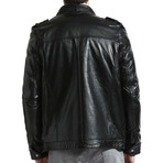 Ultimate Moto Jacket // BLACK (3XL)