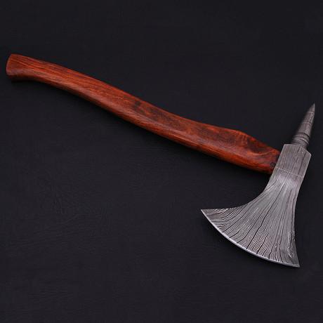 Damascus Viking Tomahawk // 9619