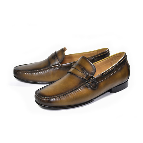 Victor Apron Loafer // Brown (US: 7)