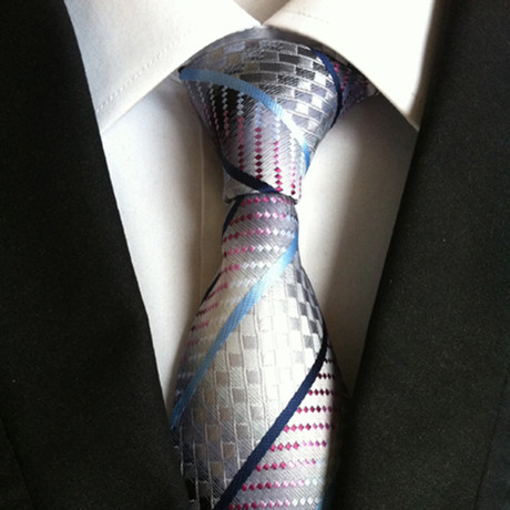 Handmade Tie // Multicolor Design