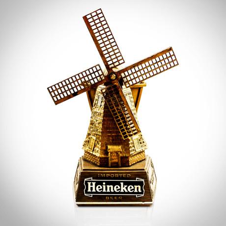 Heineken // Vintage Beer Display