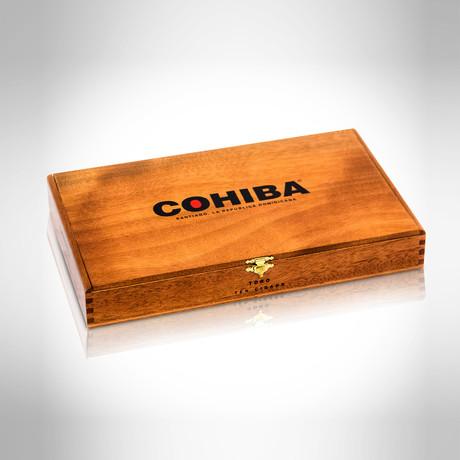 Cohiba Toro // Handmade Wooden Vintage Cigar Box
