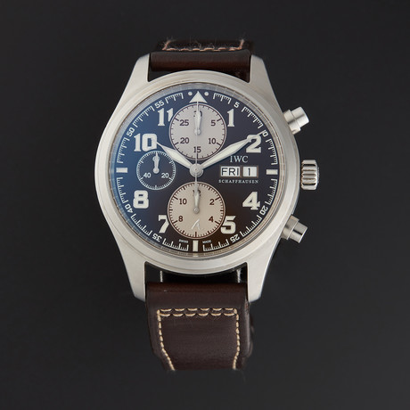 IWC Pilot Chrono Automatic // St. Exupery Edition // IW387806 // Pre-Owned