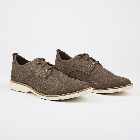 Casual Canvas Low Sneaker // Mocha (Euro: 41)