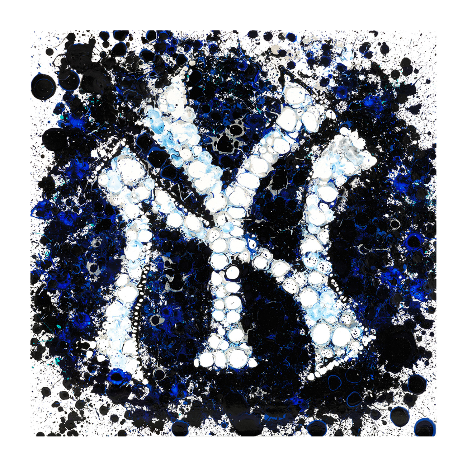New York Yankees Logo The Gallery Touch Of Modern