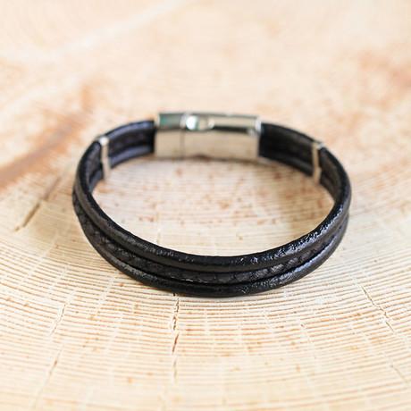 Page Bracelet // Black