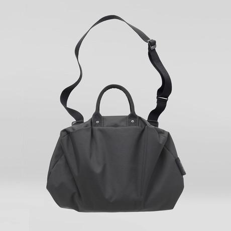 Seine Bowler Bag // Eco Yarn // Black