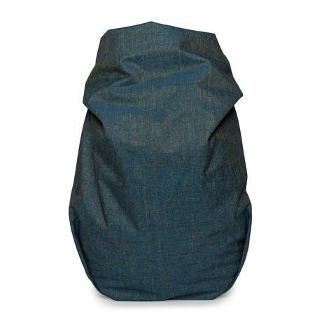Nile // Coral Eco Yarn // Petrol Blue