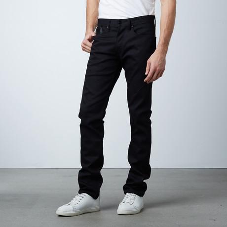 Slim Stretch // Black (28WX32L)