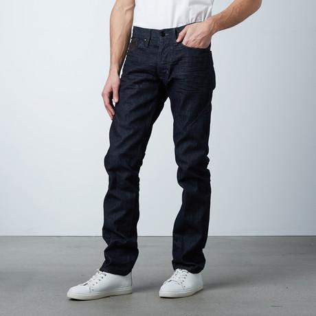 Slim Straight // Indigo (28WX32L)