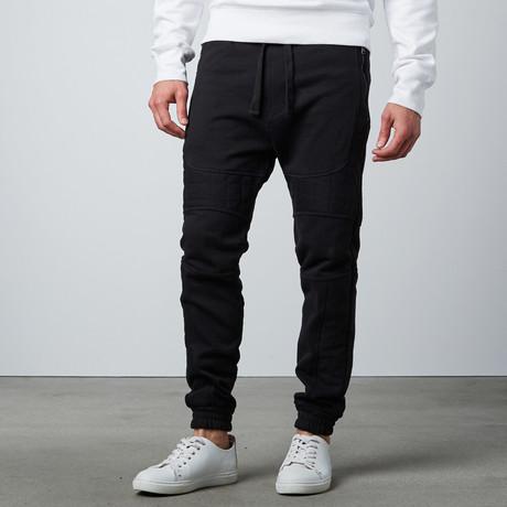 Slim Jogger Pant // Black (S)