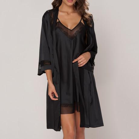 Baroque Night Dress + Morning Dress (S-M)