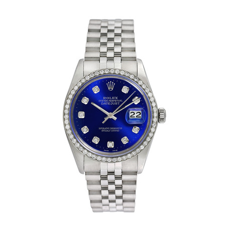 Rolex Datejust Automatic // 16014 // Pre-Owned