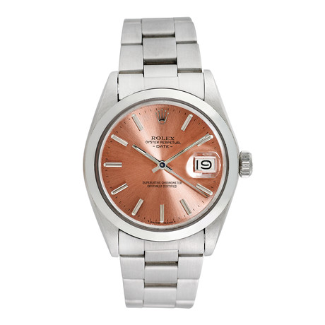 Rolex Date Automatic // 1500 // Pre-Owned