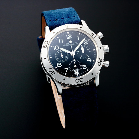Breguet Chronograph Type XX Automatic // 3800ST // Pre-Owned
